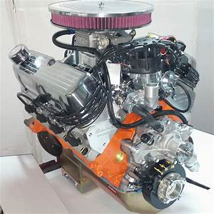 351 Windsor    400 Hp Ford Engine Ready To Install  Hot