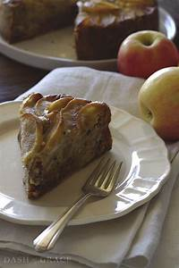 Grandma's Raw Apple Cake Recipe - Dash of Grace