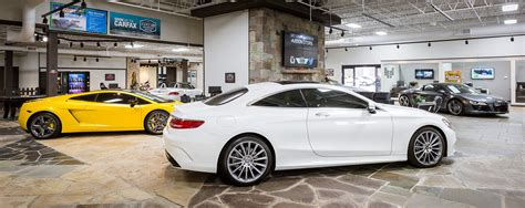 ferrari dealership inside jidd motors luxury auto gallery in chicago virtual tour