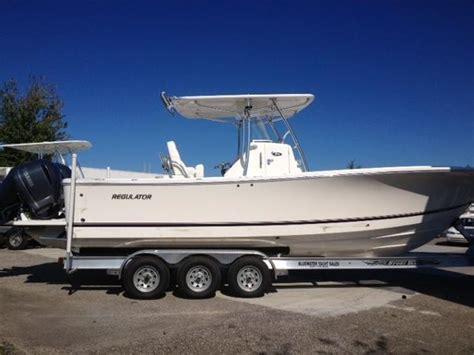 Regulator Boats For Sale In Alabama regulator 28 boats for sale in mobile alabama