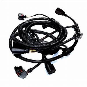 Volkswagen Touareg Parking Aid System Wiring Harness  Park