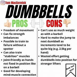 Dumbbell Training  What Are The Benefits Of Training With Dumbbells