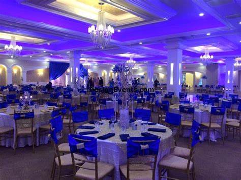 royal blue white and gold wedding wedding in 2019