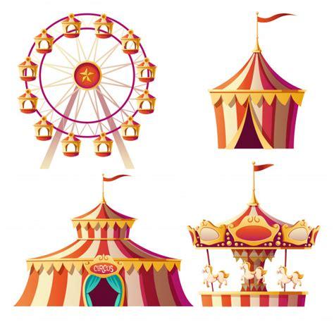 ← fachadas de casas para dibujar fano dibujos para colorear →. Parque de atracciones, carnaval o feria festiva de dibujos animados   Vector Gratis