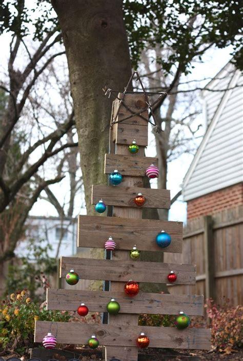 pallet christmas tree diycrafts pinterest