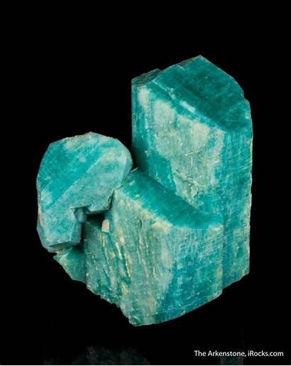 Mineral Amazonite Specimen Microcline Usa Minerals Fine