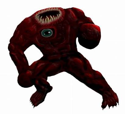 Scary Monster Transparent Monsters Clipart Spooky Creature
