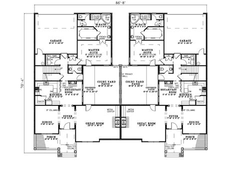 family home floor plans family home plans cottage house plans