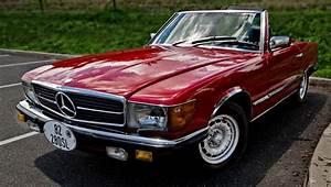 1982 Mercedes 280sl Photo