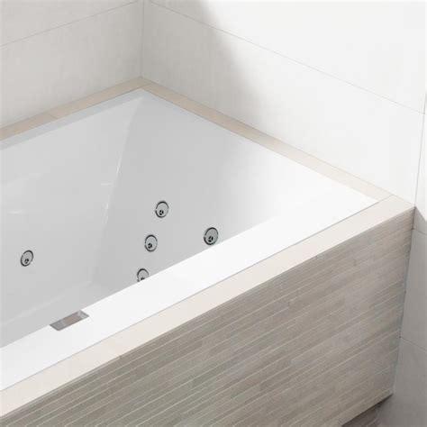 villeroy und boch badewanne whirlpool villeroy boch squaro edge 12 duo rechteck badewanne mit whirlpoolsystem technikposition 2