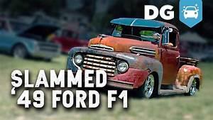 1949 Ford F1 Rat Rod Pickup Truck