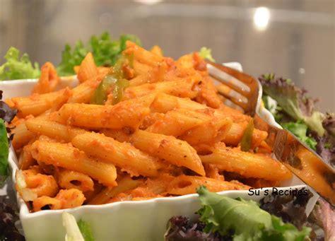 su s recipes tomato cheese pasta