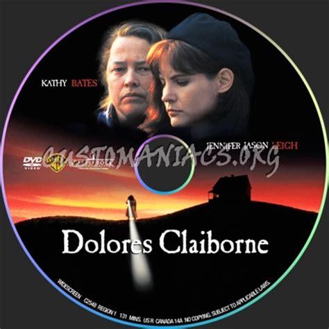 dolores claiborne dvd label dvd covers labels