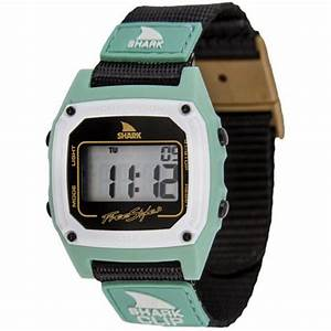 Shark By Freestyle Shark Clip Watch  Gold  Black 10014896