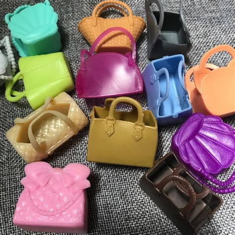10pcs/set LoL Doll Accessories Bag Toys Girl Gift ...