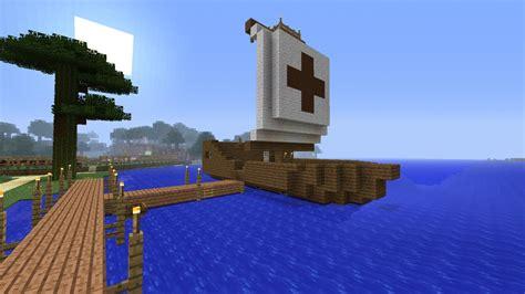 Bauideen Aus Holz by ᐅ Segelschiff Aus Holz In Minecraft Bauen Minecraft