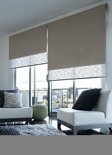 modern window roller blinds shade design ideas decorated life living room blinds blinds