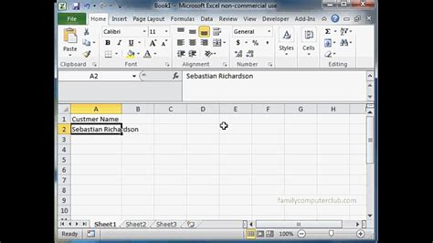 autofit data  excel worksheets automatically youtube