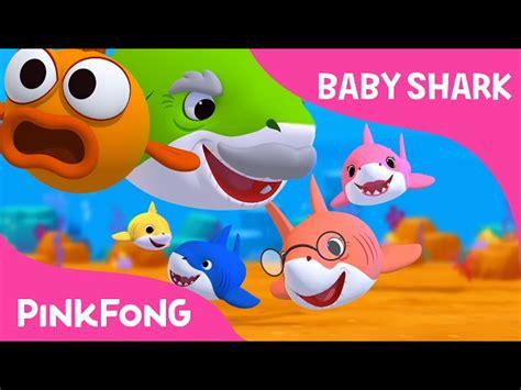 Baby Shark Sing And Dance Animal Song