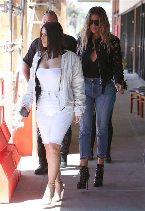 More Pics of Khloe Kardashian Zip-up Jacket (3 of 28 ...