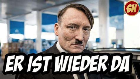 er ist wieder da teaser trailer review deutsch adolf hitler youtube