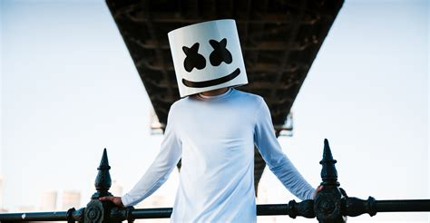 marshmello dj mask hd music 4k wallpapers images