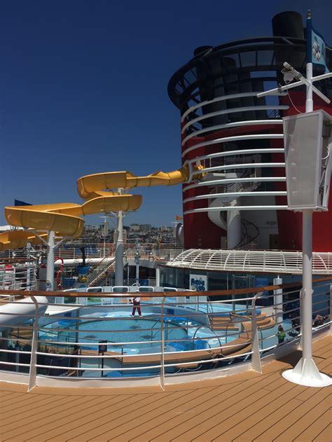 pool spa fitness disney wonder cruise ship cruise critic