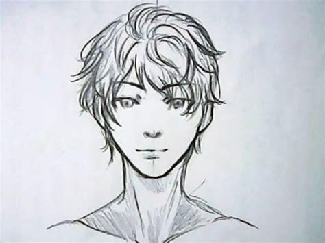 manga boy drawing slow tutorial youtube