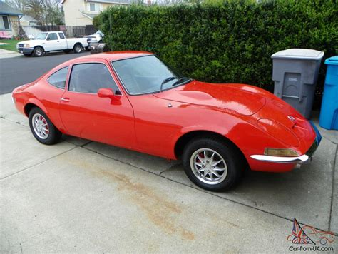 Opel Gt Craigslist by Opel Gt S On Craigslist For Sale On Craigslist Autos Post