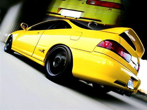 Honda Integra Type R Wallpapers
