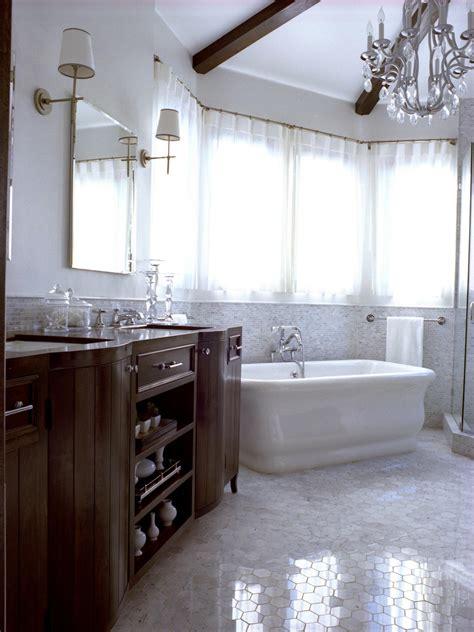 romantic bathroom ideas hgtv