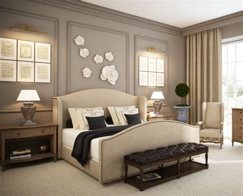 brown room designs bedroom decorating ideas with black leather bed home