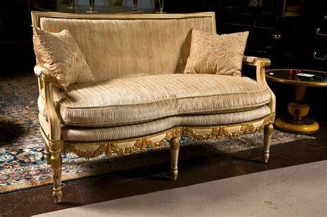 canapé louis xiv louis xiv style canape sofa settee at 1stdibs