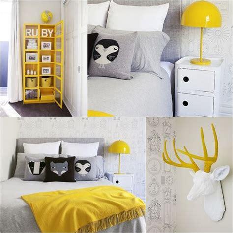 chambre jaune et gris deco chambre bebe jaune et gris visuel 7