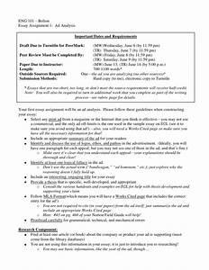 analysis of advertisement essay analysis of advertisement essay  advertisement analysis essay example