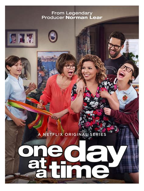 One-day at a Time TV Show Netflix