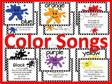best 25 color songs ideas on 571 | 044df3d70ef7ac8aba62284a0aef2880 classroom walls classroom decor