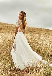 16 Beauty Lace Bohemian Wedding Dress Designs – Top Cheap