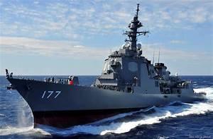 JDS Atago DDG-177 class Guided Missile Destroyer JMSDF