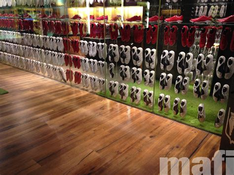 Mafi Tiger Oak Hits The Ground Running In Niketown, Oxford
