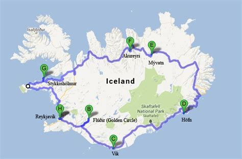 day iceland itinerary part wanderlust iceland