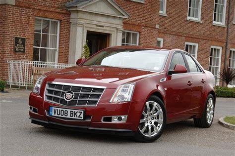 cadillac cts    car review car review