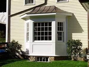 House Exterior Bay Windows With Roof - Homemade Cleaners ...