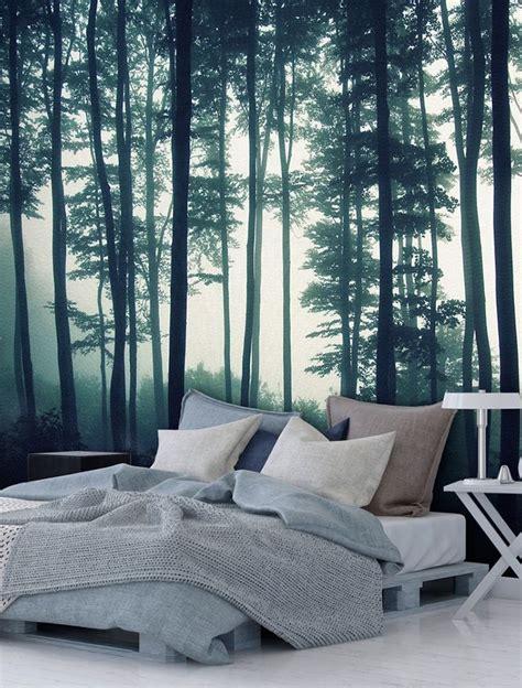 fototapete wald schlafzimmer forest wohnideen schlafzimmer schlafzimmer tapete und tapeten
