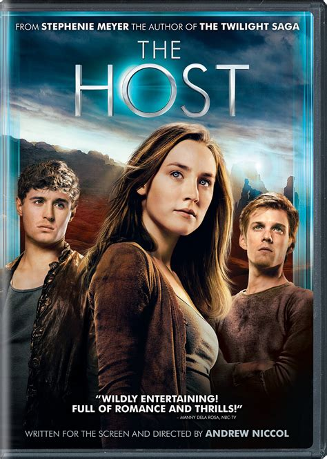 the host the host dvd release date july 9 2013