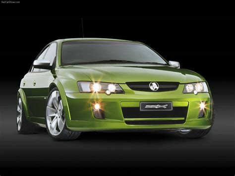 Holden Ssx Concept 2002