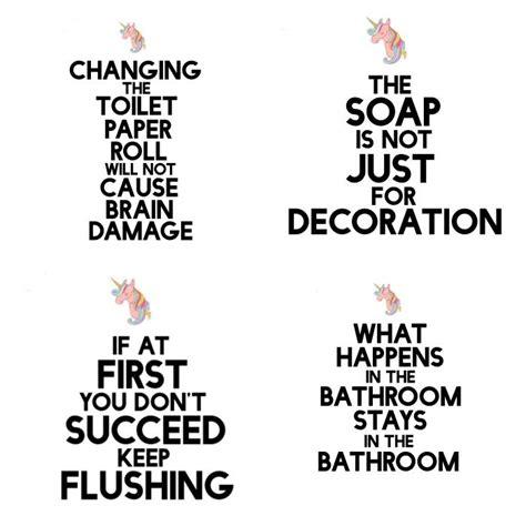 funny printable bathroom signs clayton house
