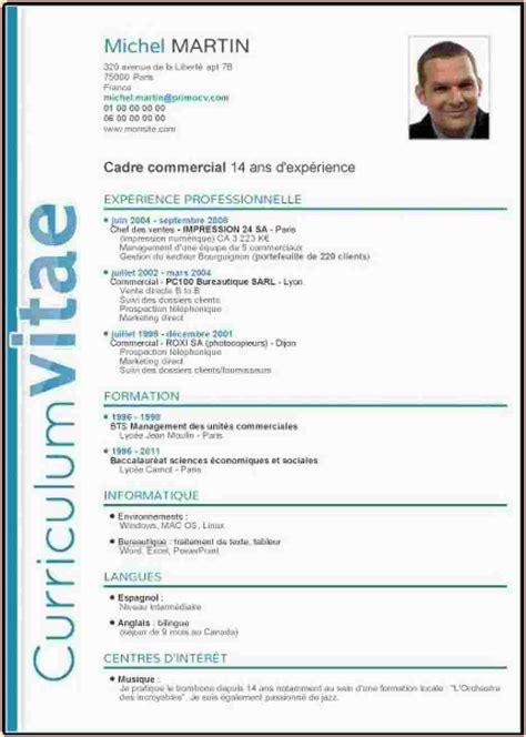 Modèle Cv Suisse by Cv Suisse Exemple Exclusif Exemples Des Cv En Francais