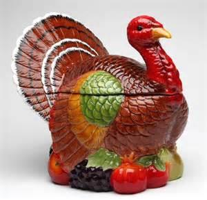turkey bird cookie jar cosmos