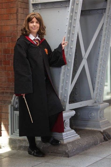 hermione granger cosplay  full costume dressmaking